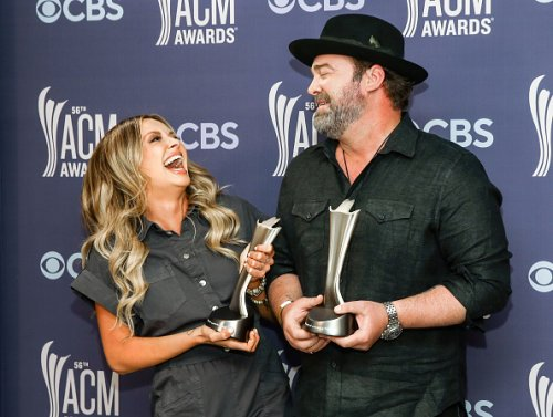 Carly Pearce and Lee Brice