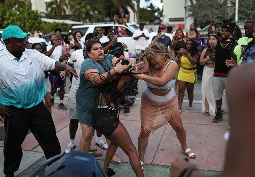 Miami Spring Break