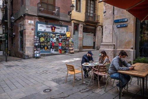 Barcelona During Lockdown
