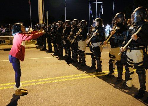 Protests in North Carolina