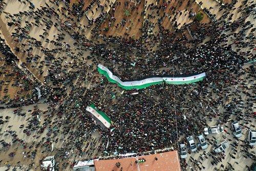 Dieci anni di guerra in Siria