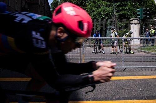 La prima tappa del Giro d'Italia