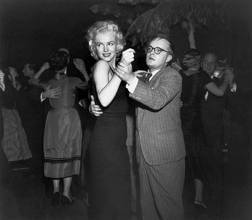 A dance with Capote