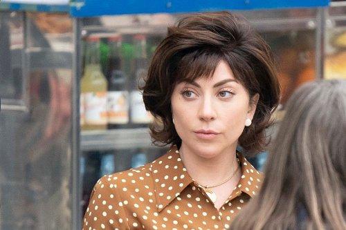 """Lady Gaga a Milano per girare il film """"House of Gucci"""""""