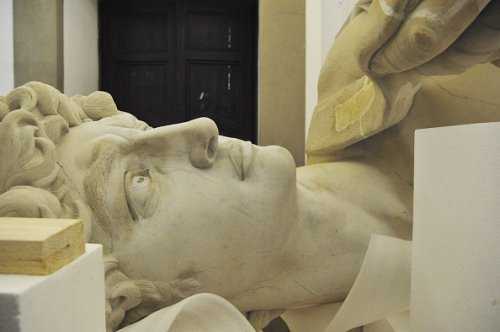 Copia del David di Michelangelo