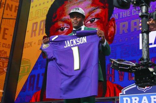 Lamar Jackson, 2018