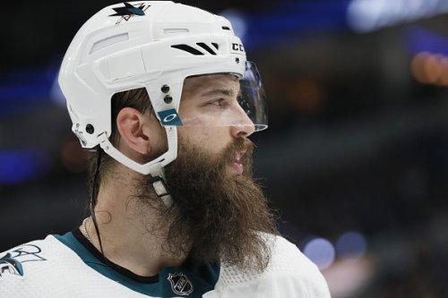Sharks' Brent Burns, 2019