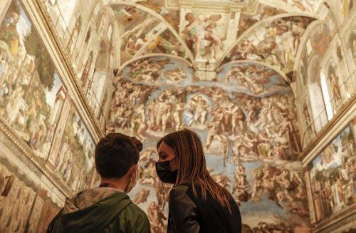 Vatican Museums Re-Open