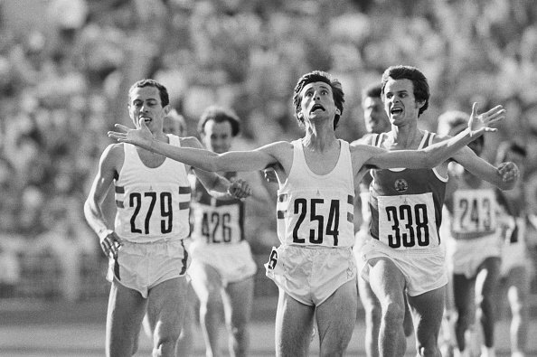 Sebastian Coe, 1980 Games