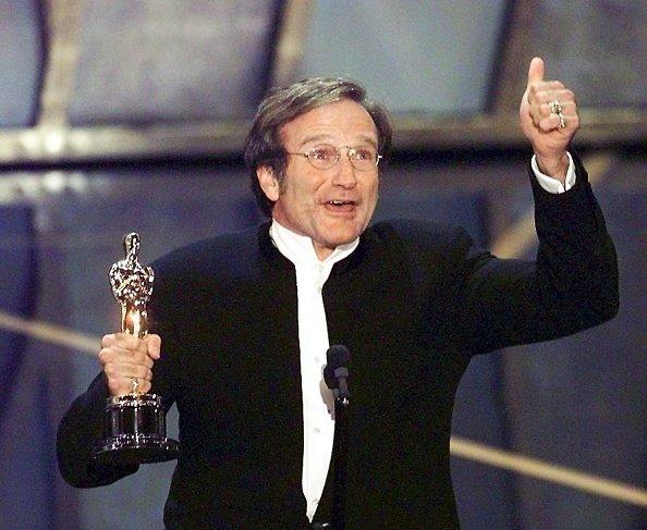 His Oscar