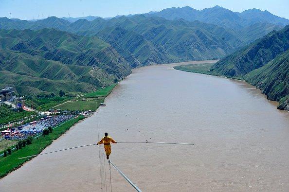 Conquering China's Grand Canyon