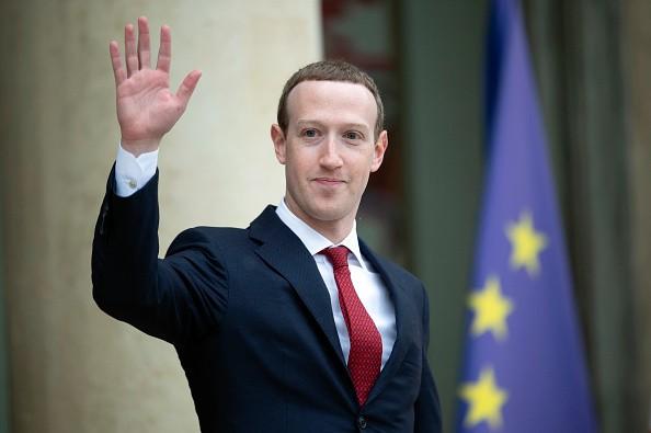 Mark Zuckerberg, $97.5 billion