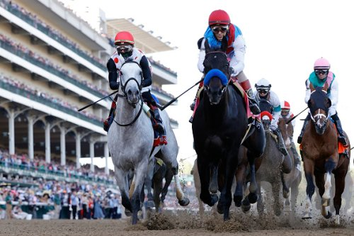 2021 Kentucky Derby - cover