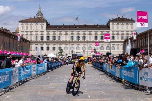 Il Giro d'Italia parte da Torino