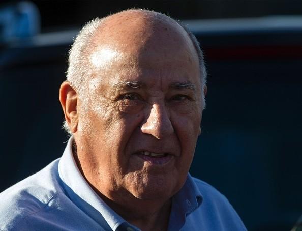 Amancio Ortega, $72.1 billion