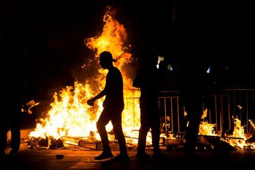 Clashes at Al-Aqsa Mosque
