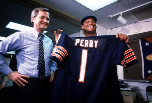 "William ""The Refrigerator"" Perry, 1985"