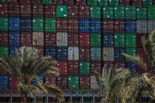 """La nave container """"Ever Given"""" bloccata nel canale di Suez"""