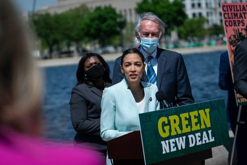 Green New Deal re-introduced