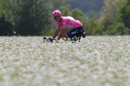 Alessandro De Marchi durante la quinta tappa del Giro d'Italia