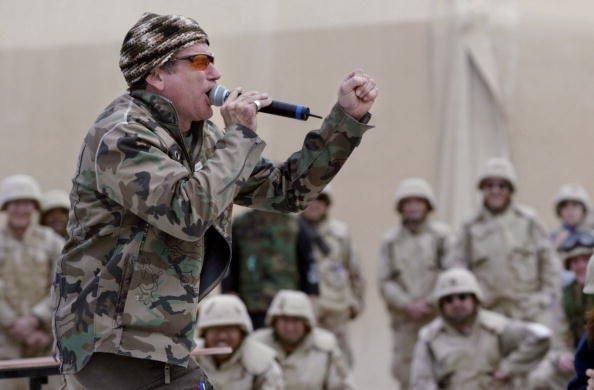 In Iraq, 2003