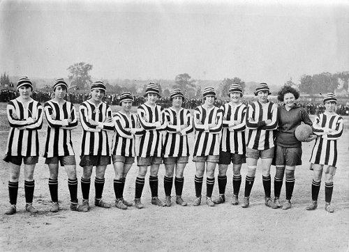 Women's football club