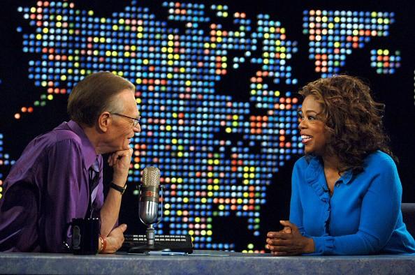 Oprah Winfrey, 2007