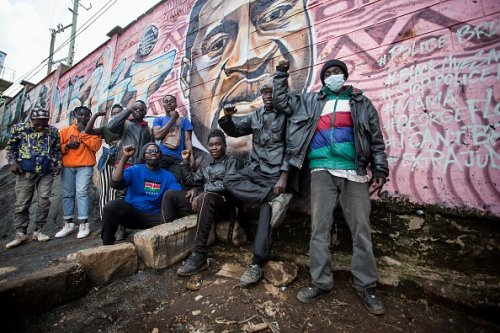 Kenyans celebrate verdict
