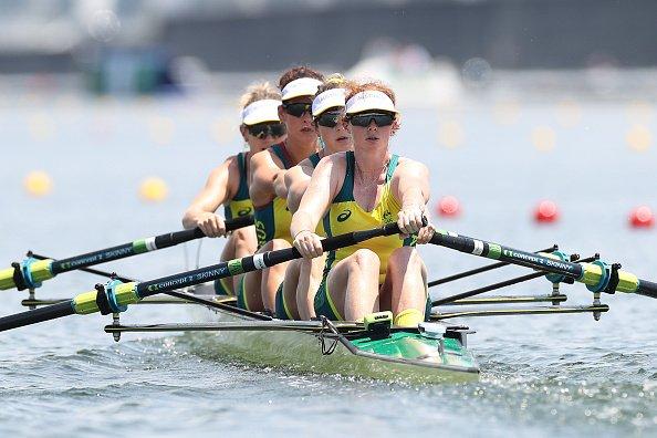 Team Australia Women's Four