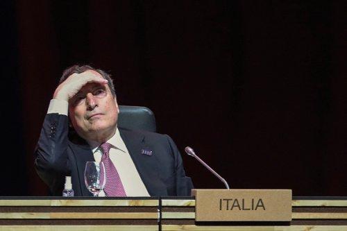 Mario Draghi al Porto Social Summit