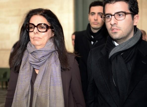 Francoise Bettencourt Meyers, $71.8 billion