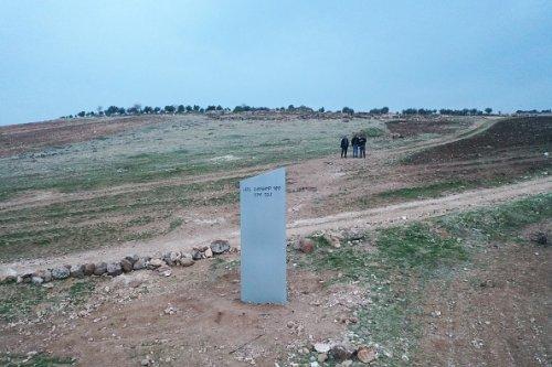 L'apparizione di un monolite nel tempio più antico del mondo in Turchia