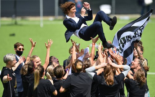 La Juve femminile è campione d'Italia