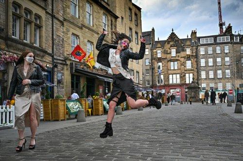 Scottish Lockdown Eased