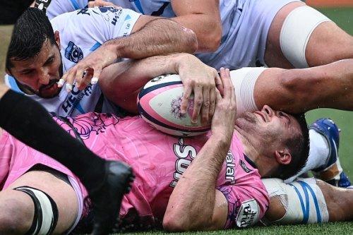 Partita di rugby Union Top 14 a Parigi
