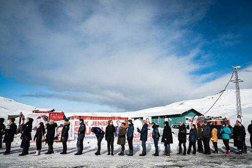In Groenlandia gli ambientalisti hanno vinto le elezioni