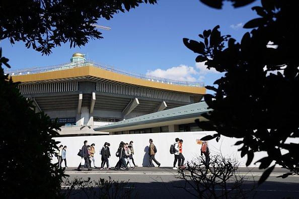Nippon Budokan Arena