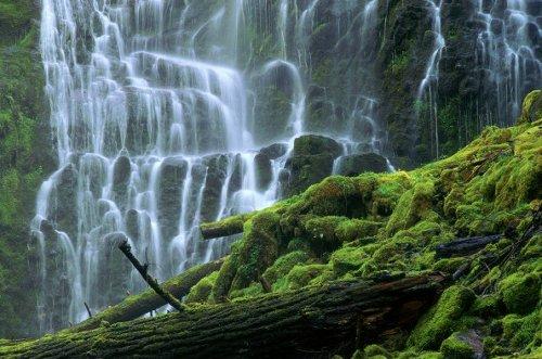 Proxy Falls, Willamette National Forest