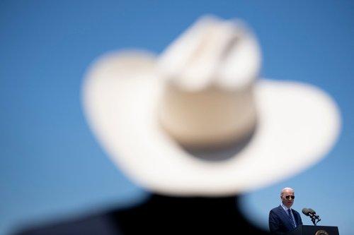 Un discorso pubblico di Joe Biden