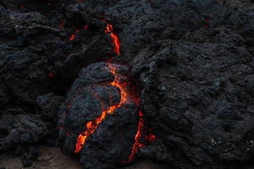 Smoldering Lava