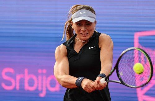 Paula Badosa's Forehand Flex