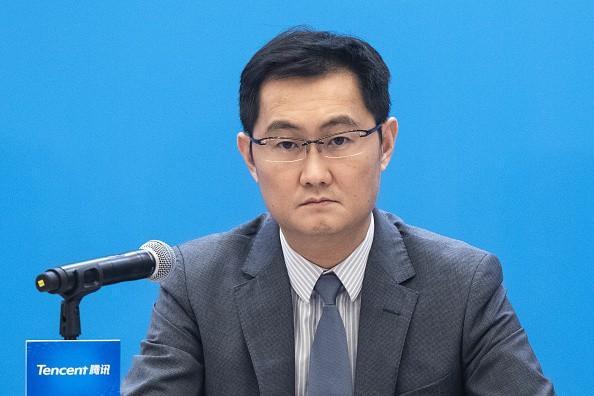 Ma Huateng, $71.1 billion