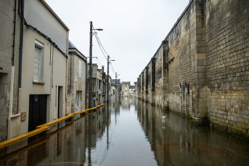 Inondazioni in Francia