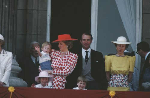 Trooping the Colour, 1986
