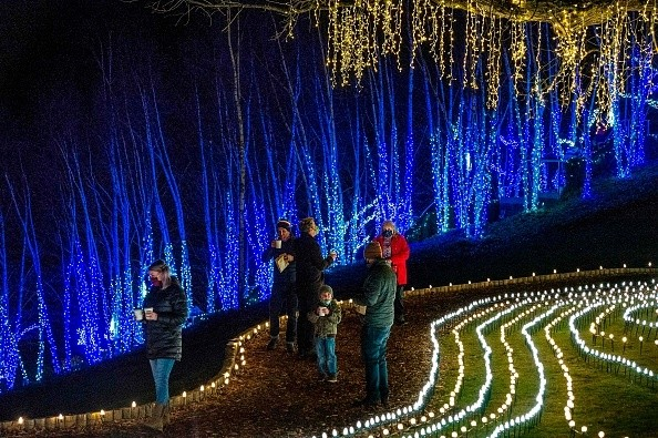 Tour of lights