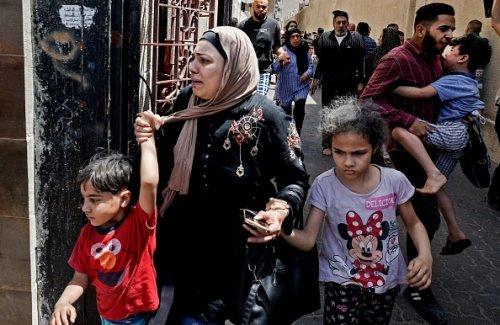 Evacuation From Gaza