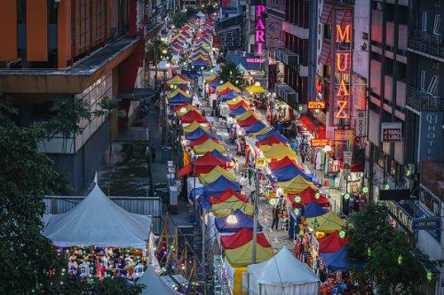 Ramadan Bazaar in Kuala Lumpur