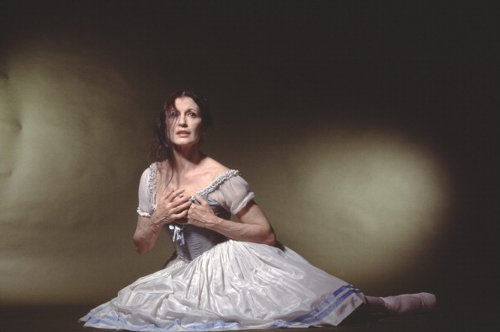 Carla Fracci, New York, 1991