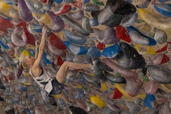 Climber Janja Garnbret