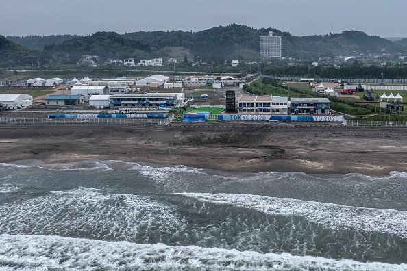 Tsurigasaki Surfing Beach
